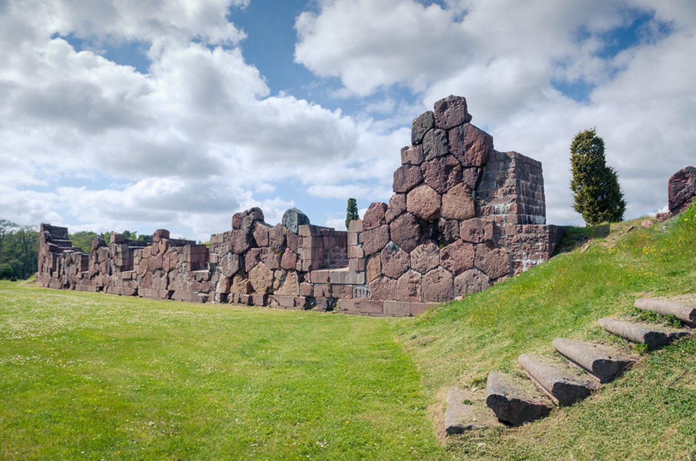 Крепость Бомарсунд