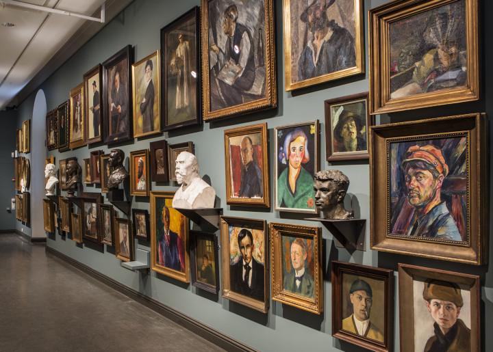 Музей Атенеум в Хельсинки