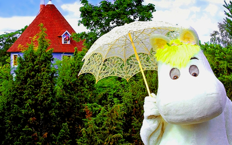 Музей Муми-троллей в Финляндии