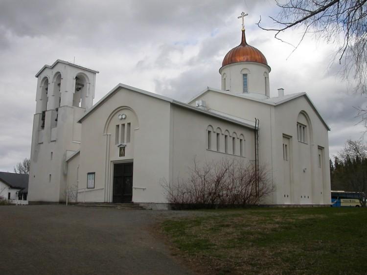 Ново-Валаамский монастырь