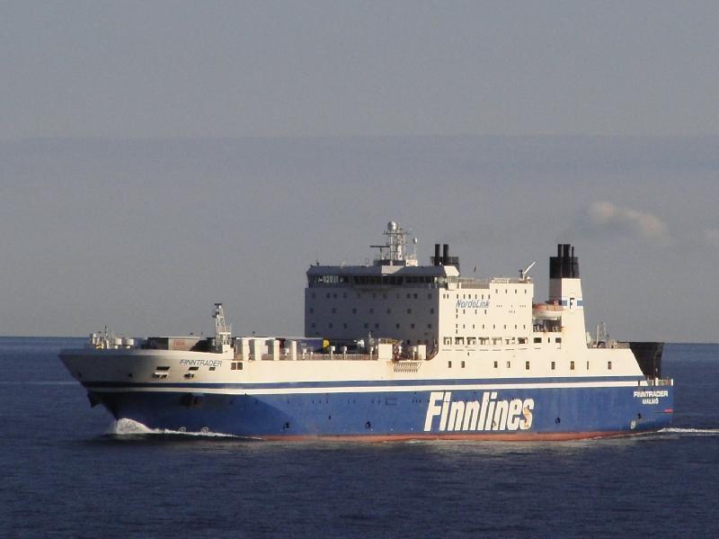 Паром в Германию с машиной Finnlines