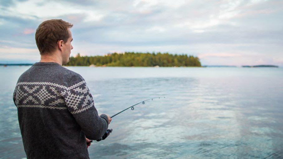 Рыбалка в Финляндии на озерах