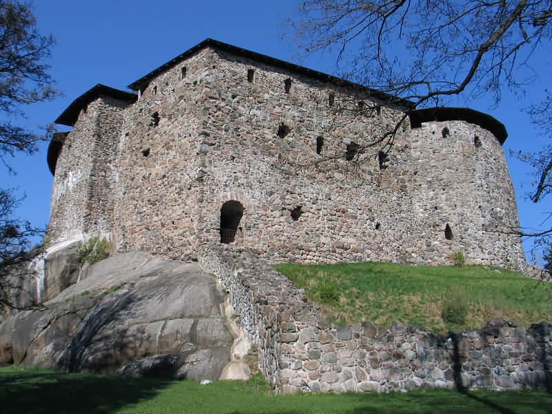 Замок Каяани
