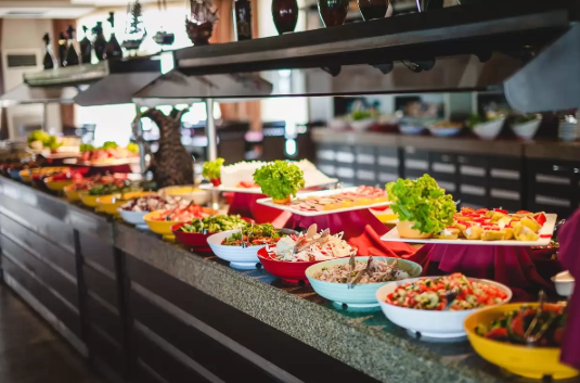 Rax buffet в Хельсинки