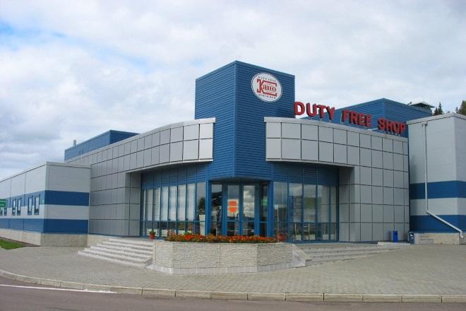Магазин Дьюти Фри в Светогорске