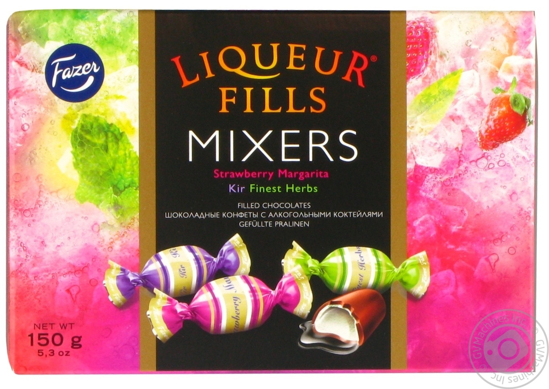 Fazer Liqueur Fills