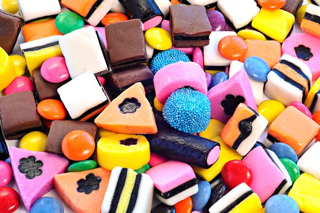 Финские конфеты и сладости