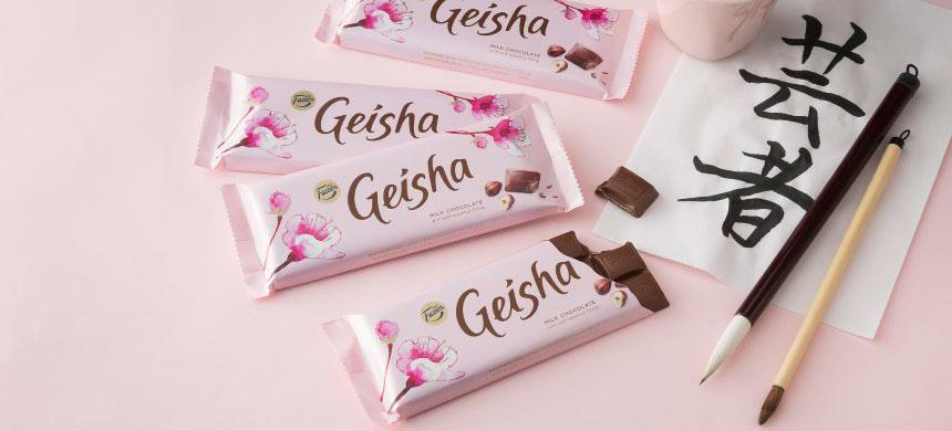 Гейша – Fazer Geisha
