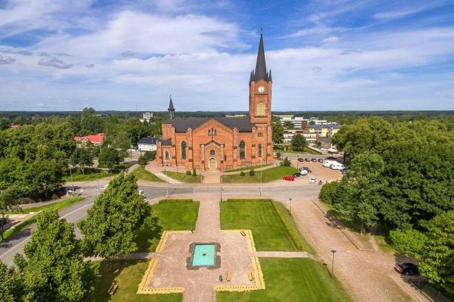 Ловииса Финляндия