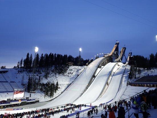 Лыжные трассы Лахти