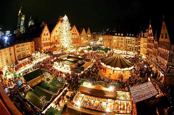 Международная Рождественская ярмарка