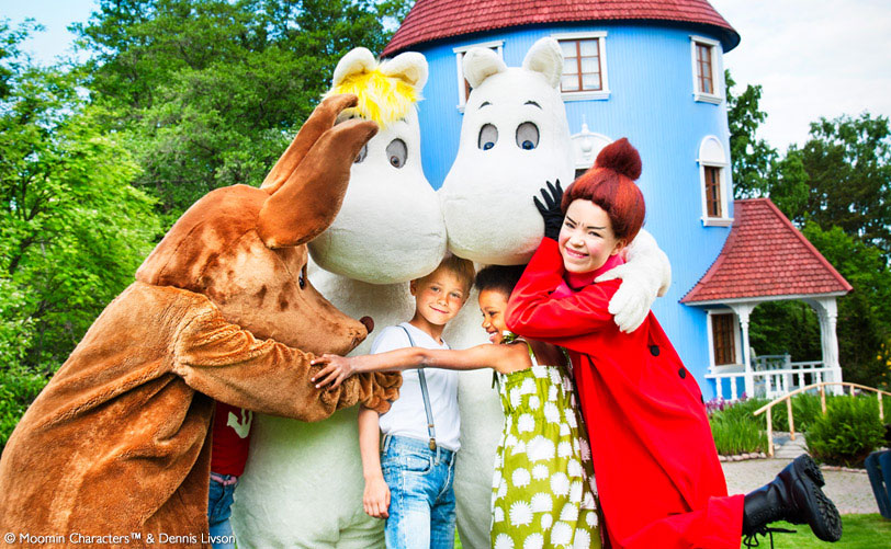 Парк развлечений Moominworld