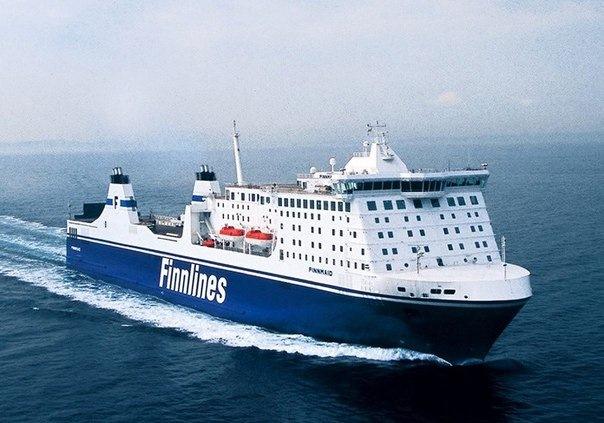 Паромная компания Finnlines