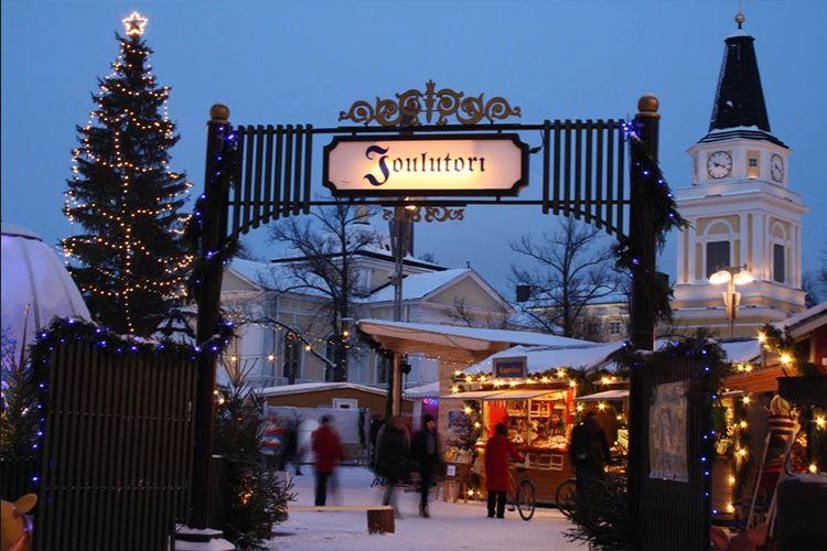 Рождественский базар в Старом студенческом доме