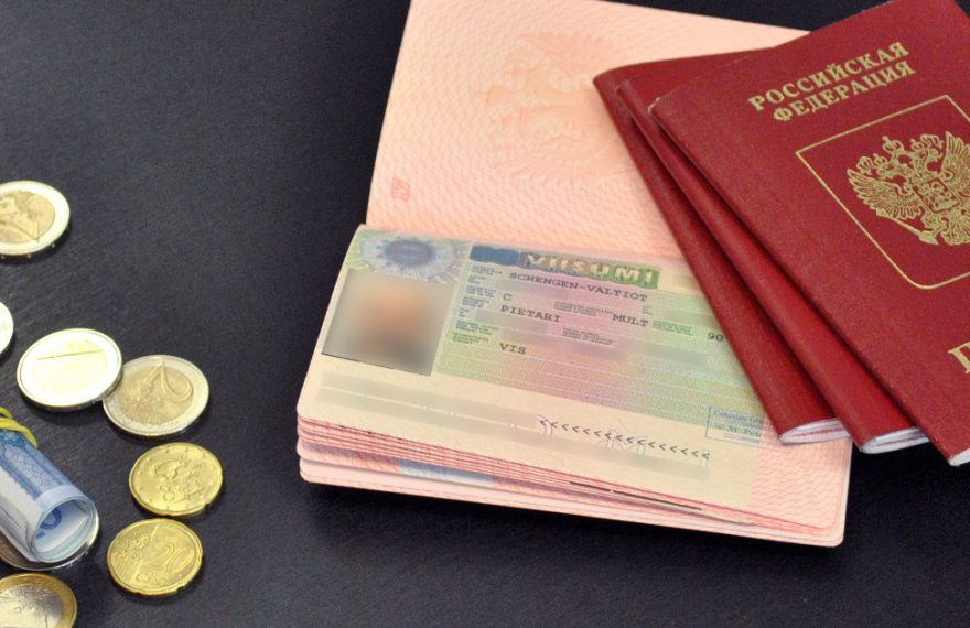 Срочная виза в Финляндию