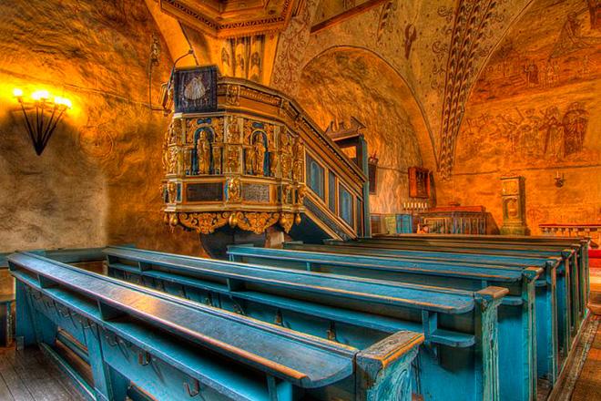 Церковь Наантали
