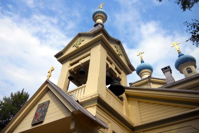 Церковь в Ханко