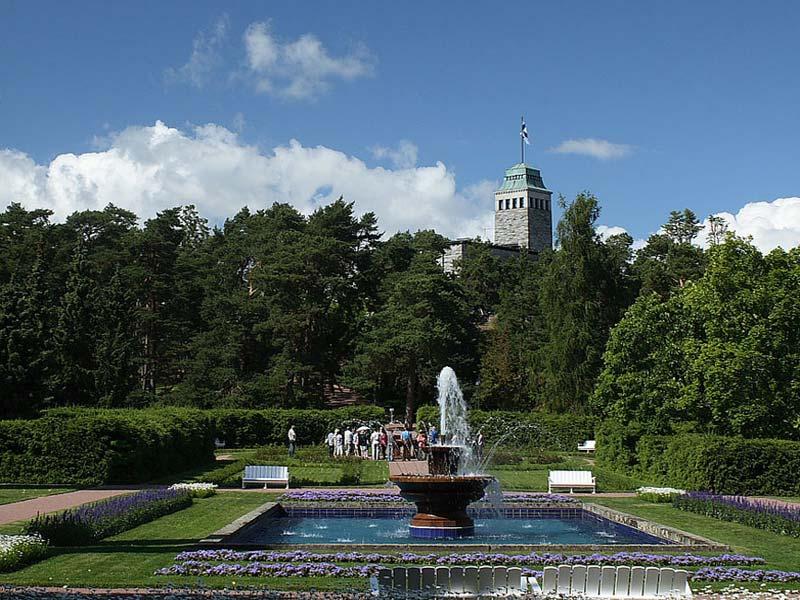 Замок и парк Култаранта