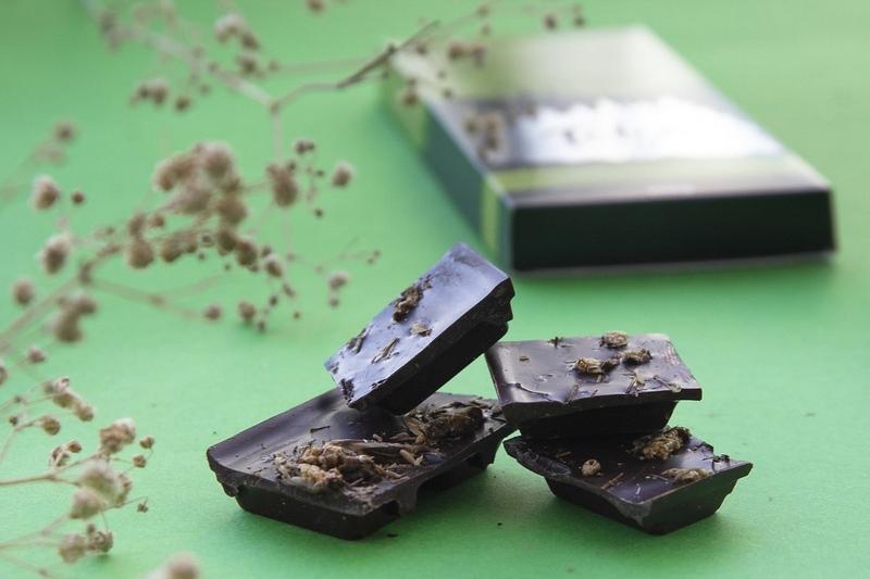 Финский шоколад со сверчками