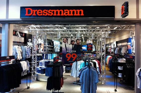 Dressmann Helsinki