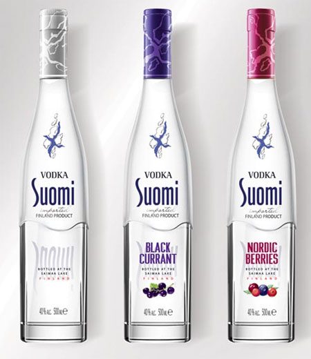 Финская водка Saimaa