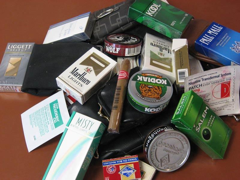Сигареты в Финляндии