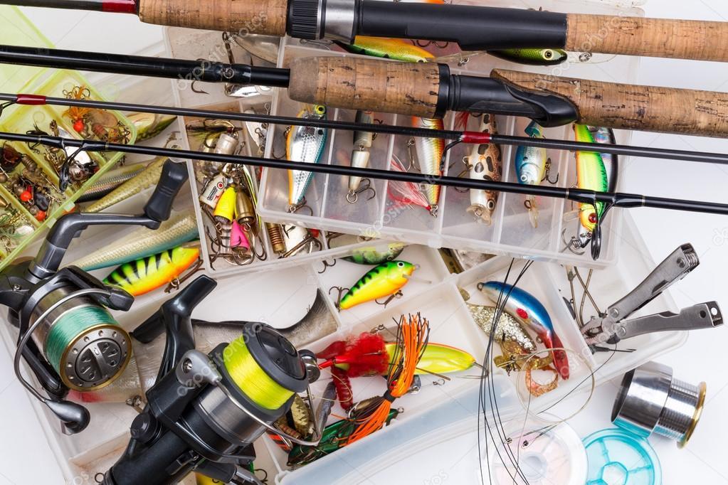 рыболовные снасти в Финляндии