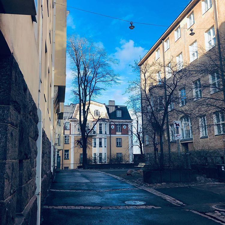 Коронавирус в Финляндии, Хельсинки