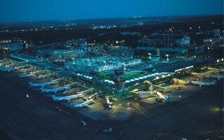 Аэропорт Вантаа Хельсинки