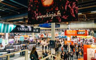 Книжная ярмарка состоится в столице Финляндии