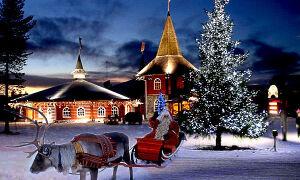 Рождественские ярмарки в Финляндии