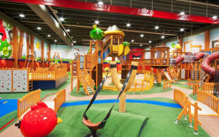 Angry Birds Park в Иматре