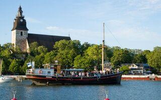 Город Наантали в Финляндии – достопримечательности и развлечения