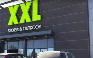 Спортивный магазин XXL в Лаппеенранте, Финляндия