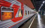 Поезд Москва – Хельсинки