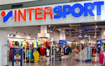 Магазин Intersport в Лаппеенранте