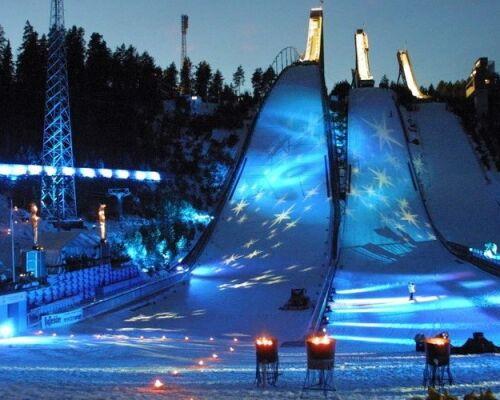 Горнолыжные курорты Финляндии: ТОП 10