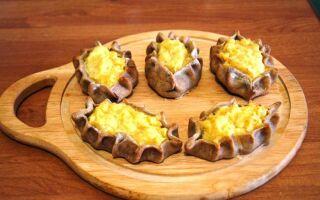 Калитка – традиционный карельский пирожок