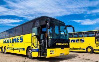 Рейсовый автобус в Иматру из Санкт-Петербурга