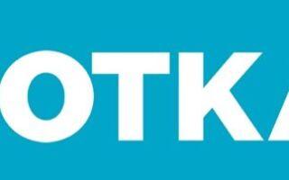 Мебельный магазин Sotka в Финляндии