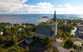 Город Ханко в Финляндии – достопримечательности и развлечения