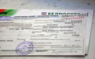 Страховка для поездки в Финляндию