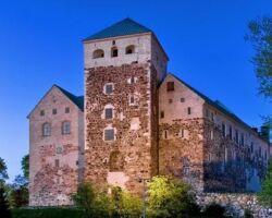 Абоский замок в Турку