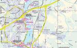 Карта Иматры